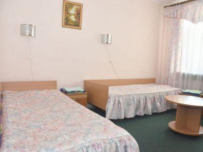 Sanatorija BELAJA RUS Baltarusijoje