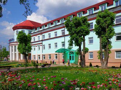 Sanatorija BELORUSOČKA Baltarusijoje