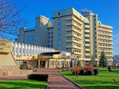 Sanatorija KARPATY Ukrainoje