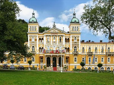Sanatorija NOVE LAZNE 5* Čekijoje