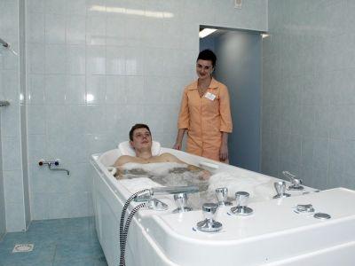 Sanatorija PRIOZIORNYJ Baltarusijoje