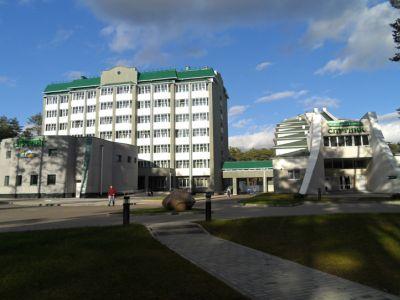 Sanatorija SPUTNIK Baltarusijoje