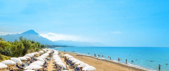 Saulėtas poilsis Sicilijoje