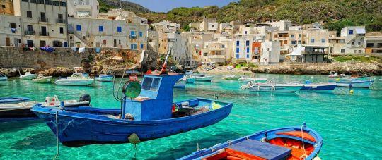 Saulėtos pavasario atostogos Sicilijoje