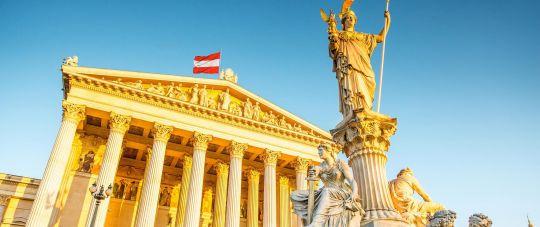 Savaitgalio viešnagė Austrijos sostinėje - Vienoje! 4 d.