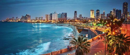 Savaitgalis niekada nemiegančiame mieste - Tel Avive!