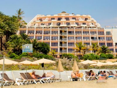 Sbh Crystal Beach And Suites 4*