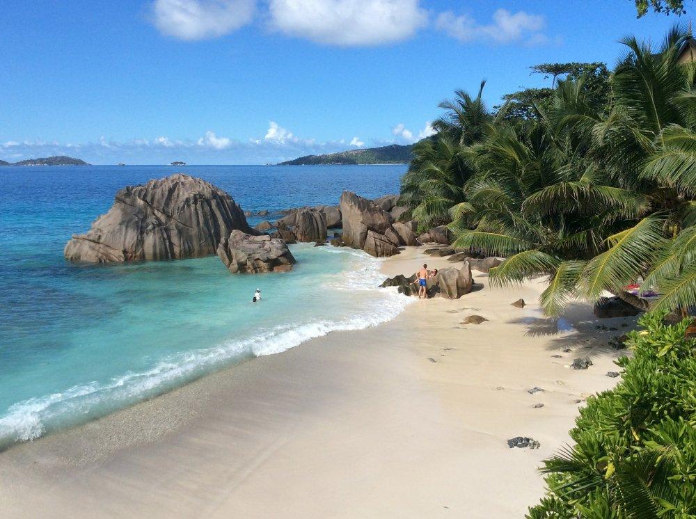 Seišeliai - įspūdingos atostogos rojaus kampelyje
