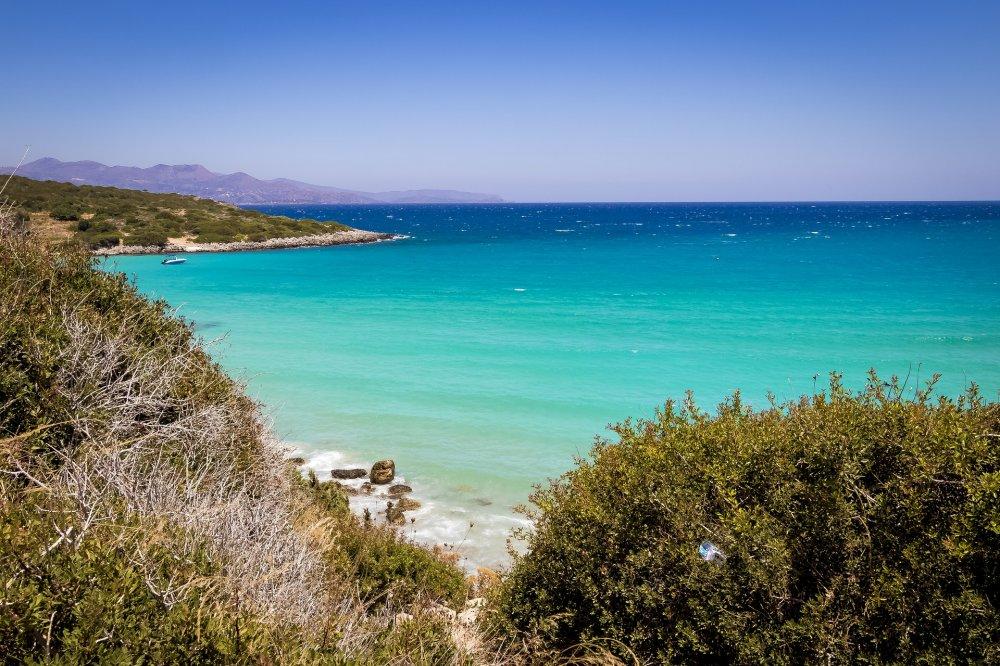 Svajingos atostogos graikišku ritmu - Kretos sala