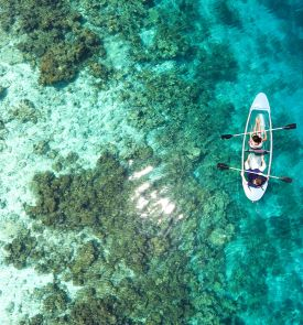 Svajonių atostogos fantastiško grožio salyne - Maldyvuose!