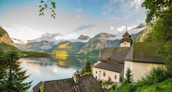 Šveicarija, Austrija - pažintis su kalnų karalyste 7 d.