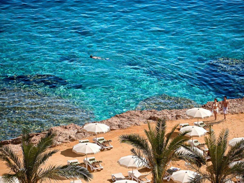 Taba - žavingas kurortas Sinajaus kalnų fone! 2020 - 2021 metų žiemos sezonas