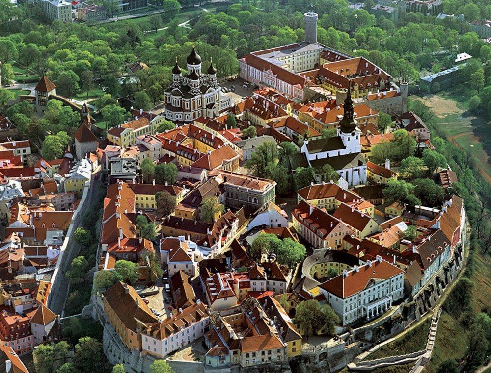 Tartu - Talinas. Pažintinė kelionė Estijoje 2 d.
