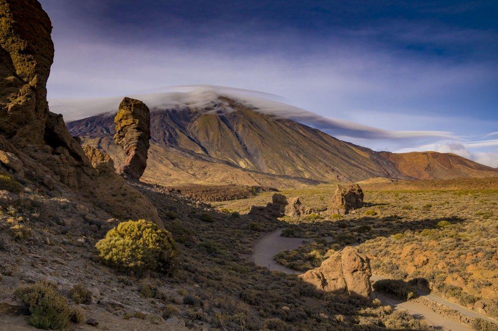 Tenerifė - atostogos tarp gigantiškų uolų ir šiltų saulės spindulių