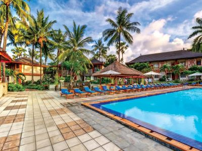 The Jayakarta Bali Beach Resort & Spa 3*