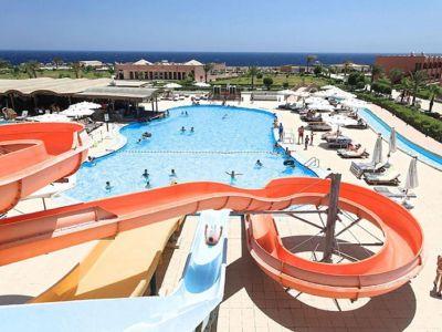 The Three Corners Happy Life Beach Resort 4*