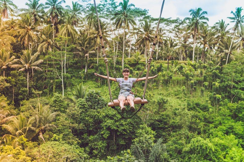 Tropinė Balio sala su poilsiu kurorte prie Indijos vandenyno 13d.