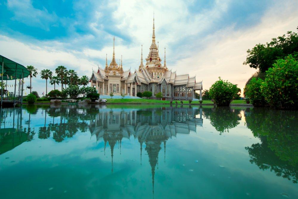 Trumpa, egzotiško poilsio kupina kelionė į Tailandą! Tiesioginis skrydis iš Varšuvos! 7 n.