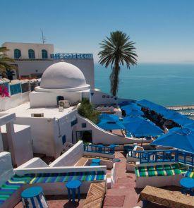 Tunisas - balto smėlio paplūdimių rojus