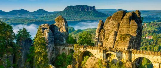 Turininga pažintinė išvyka - Vokietija. Saksonijos Šveicarija 4d.