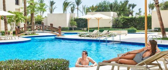 VALENTINO DIENOS pasiūlymai! Ramus poilsis dviese Hurgadoje, tik suaugusiems skirtuose viešbučiuose