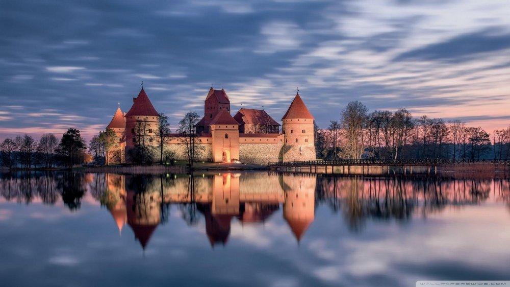 Vartų į jūrą miestas - Klaipėda ir Lietuvos Jūrų Muziejus! Įdomi dienos išvyka