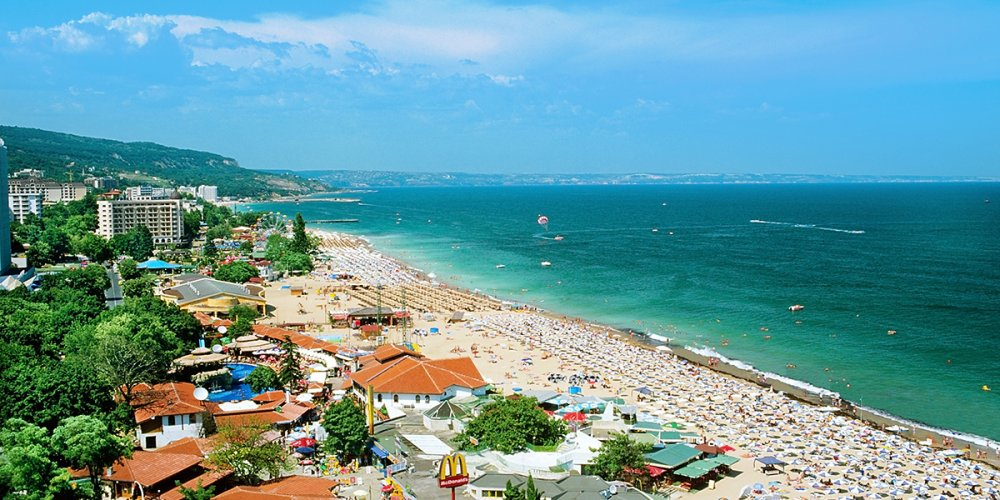 Vasarą atostogaukite saulėtoje Bulgarijoje!