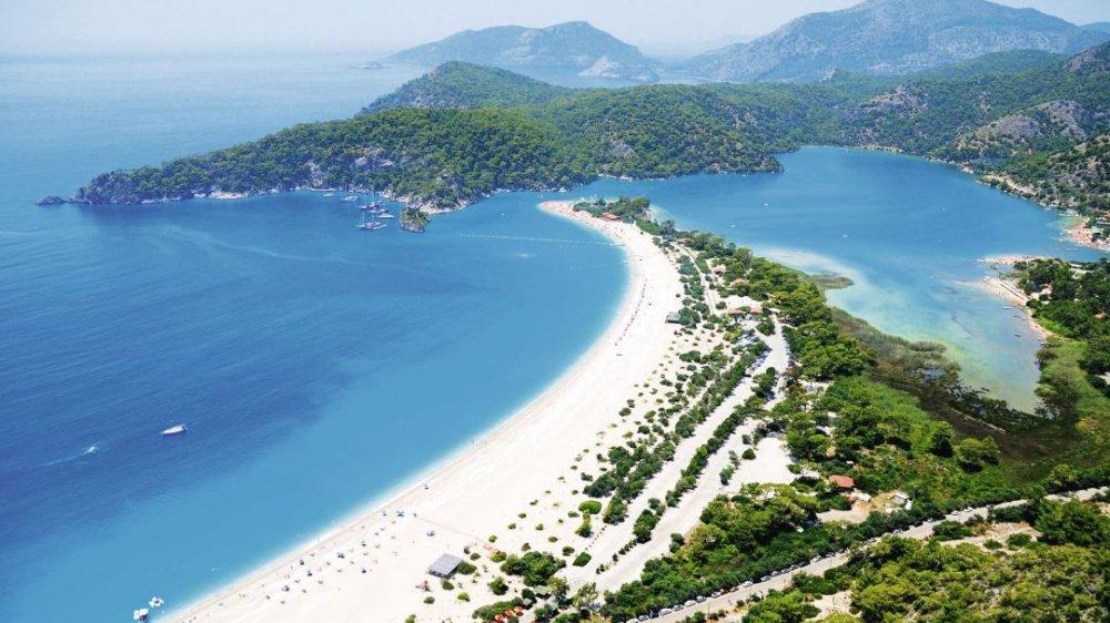 Vasarą atostogaukite Turkijoje, naujai atidarytame viešbutyje!