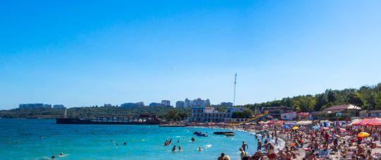 Vasaros atostogos Odesoje 07/28-08/03 6 n.