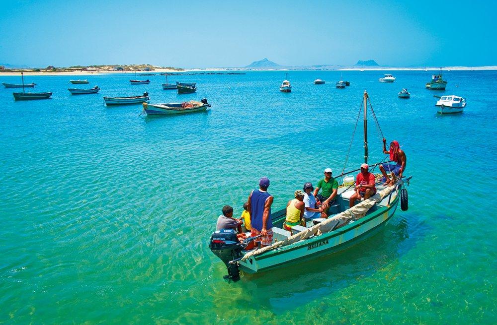 Velykų atostogos Žaliojo kyšulio saloje SAL