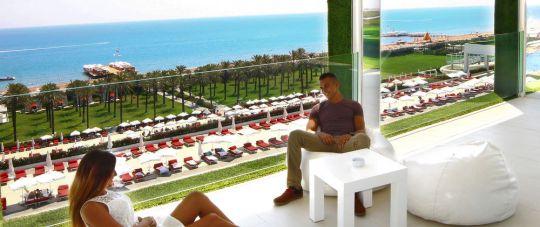 VIP! Išskirtinės atostogos suaugusiems Turkijoje Adam & Eve 5* viešbutyje!