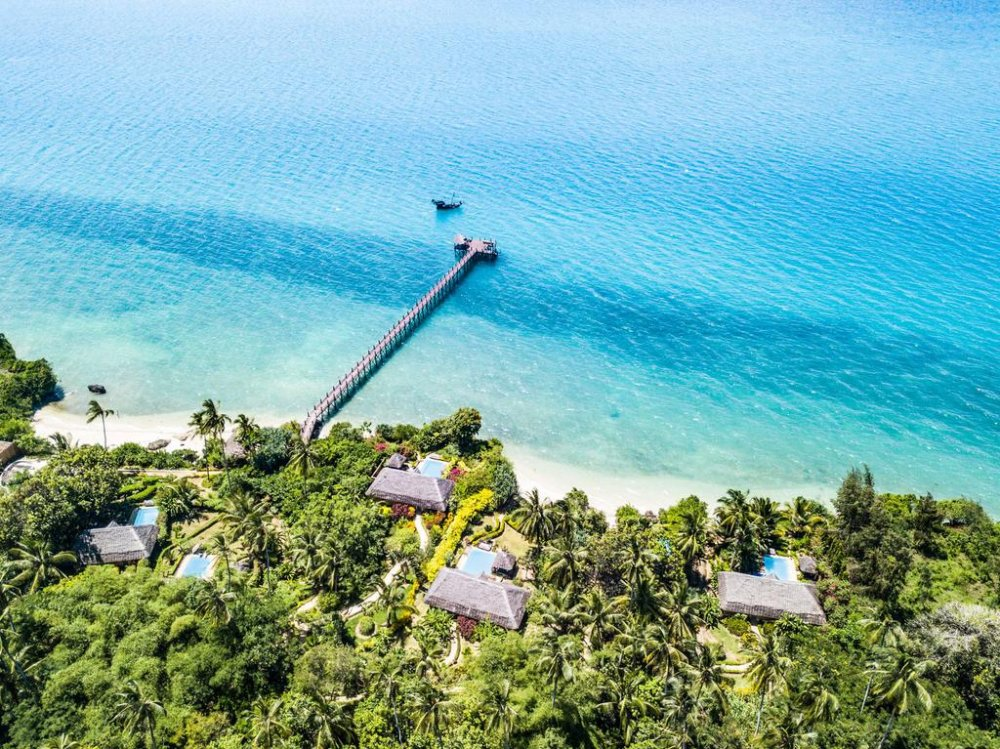 Zanzibaras - magiška Afrikos sala