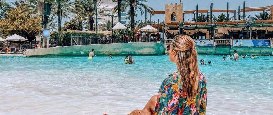 Žiemos atostogos Jungtiniuose Arabų Emiratuose!